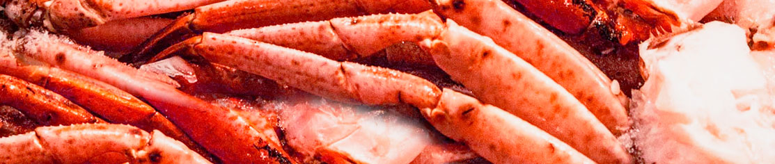 Comprar Patas o cuerpos de cangrejo Cocidos